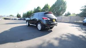 nissan murano quality issues 2011 nissan murano s super black bw173179 kent tacoma