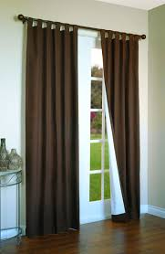 Heat Repellent Curtains Tab Top Curtain Panels Blackout And Designer Curtains