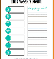 free weekly schedule templates for excel 18 planner template saneme