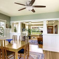 Craftsman Ceiling Fan Westinghouse 7200100 Carolina Two Light 52