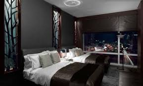 Luxurious W Hotel Interior Design In Atlanta By Burdifilek - Hotel interior design ideas