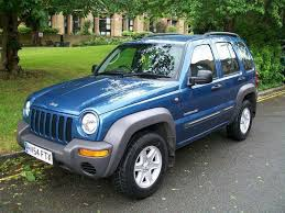 jeep 2004 for sale used jeep 2004 diesel 2 5 crd sport 5dr 4x4 blue for sale