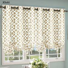 Tie Up Curtains Trellis Thermalogic Tm Grommet Tie Up Shade