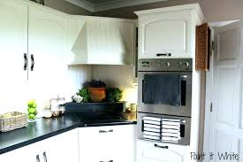 How Do You Paint Kitchen Cabinets White Spray Painting Kitchen Cabinets Bloomingcactus Me