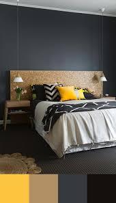 couleur de chambre tendance tendance couleur chambre à coucher unique design feria