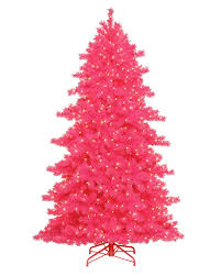 pink christmas tree some like it hot pink christmas tree treetopia