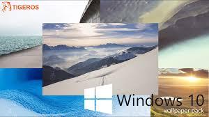 windows 10 wallpaper pack wallpapersafari