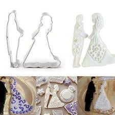 wedding cookie cutters wedding cookie cutters ebay
