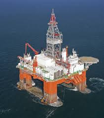 west aquarius rig semisub seadrill operating lp