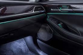 rolls royce inside lights 2017 genesis g90 first drive review luxury startup motor trend