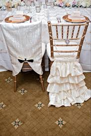 chivari chair covers and groom idea chivari