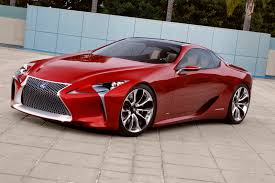 lexus cars origin 2012 lexus lf lc concept prices reviews specs u0026 pictures