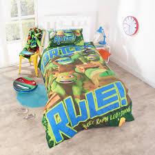 teenage mutant ninja turtles bedding king ktactical decoration