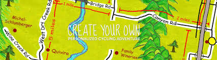Ohio Winery Map by One Day Bike Tours Wine Country Bikes