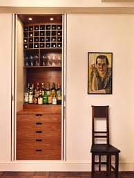 Diy Home Bar by Bifold Closet Doors Options And Replacement Hgtv
