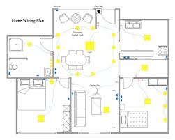 wiring diagram of a house