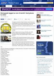 dumaguete tagged as one of the world u0027s