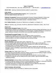 resume wording examples