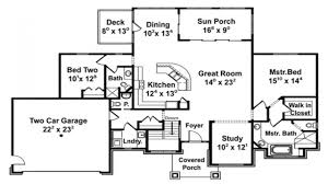 52 simple floor plans open house simple open floor house plans