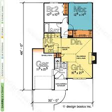 Split Floor Plan House Plans Split Entry House Plans Design Basics