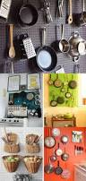 37 ways to give your kitchen a deep clean hanging baskets