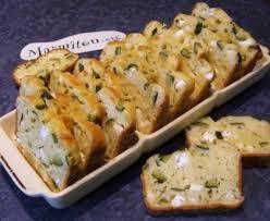 recette de cuisine salé cake salé courgettes et feta recette de cake salé courgettes et