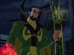 baron mordo ultimate spider man marvel baron mordo
