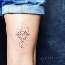 diamond tattoo idea ink youqueen girly tattoos diamond