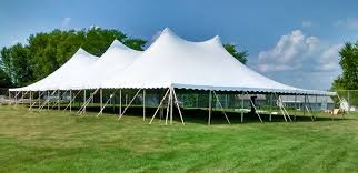 large tent rental bleacher tent party rental davenport ia est delivery fee