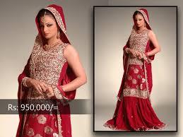stunning bridal dresses by rizwan moazzam