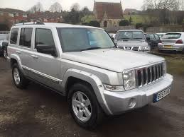 used jeep commander used jeep commander cars for sale motors co uk