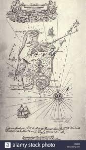 Treasure Island Map Treasure Island Map Stockfotos U0026 Treasure Island Map Bilder Alamy