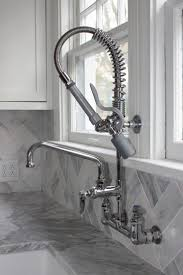 kitchen sprayer faucet kitchen commercial kitchen faucet with sprayer design with tile