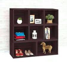 Corner Shelf Desk Bookcase Carson 5 Shelf Corner Bookcase Espresso Corner Bookcase