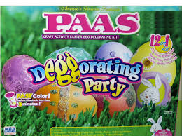Easter Egg Decorating Kit Paas by Easter Egg Paas Decoration Decorating Kit With Easter Egg Bunny