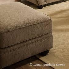 Mocha Ottoman Simmons Upholstery Casegoods Ottomans 4275 O Melody Mocha