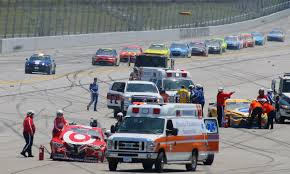 Red Flag Nascar Nascar Makes Changes On Damaged Cards Safety Crew Sports