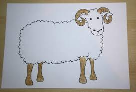 wooly sheep craft for kids craft u0027n u0027 home