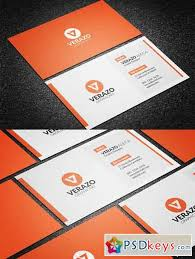 clean modern business card template 626394 free download