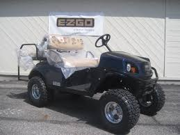 current inventory e z go golf carts