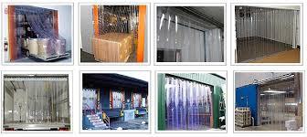 rideau chambre froide rideau plastique à ères rideau à ère sur mesure portes à