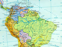 Mexico And South America Map by Source Googlecomsearchlatinamericapoliticalmap What It Is Belize