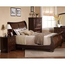 Tradewinds Bedroom Furniture by Georgetown Dark Bedroom Bed Dresser U0026 Mirror Queen 48064