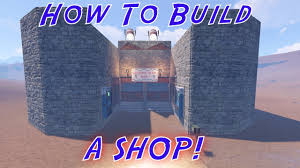 Build A Shop Rust How To Build A Shop 2017 Youtube