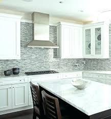 subway tile backsplash ideas for the kitchen grey glass tile backsplash gray glass subway tile light grey glass