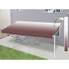 St Tropez Awning Retractable Awnings You U0027ll Love Wayfair