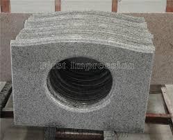 Gray Vanity Top Light Gray Granite Countertop Flamed Grey Granite Vanity Top