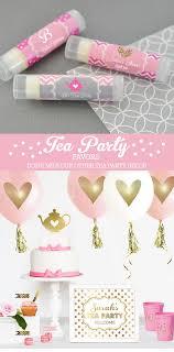tea party favors tea party favors tea party bridal shower tea party decor