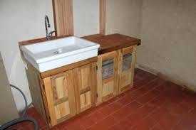 meuble cuisine exterieure bois canape fabriquer un canape en bois comment fabriquer un canape en