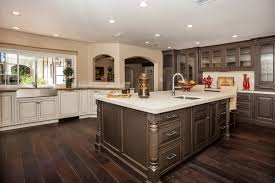 black cabinets with white countertops gorgeous home design
